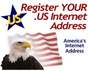 Register your .us today!
